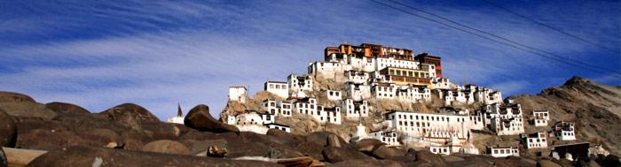 Ladakh Monastery Tour on Leh Ladakh Packages